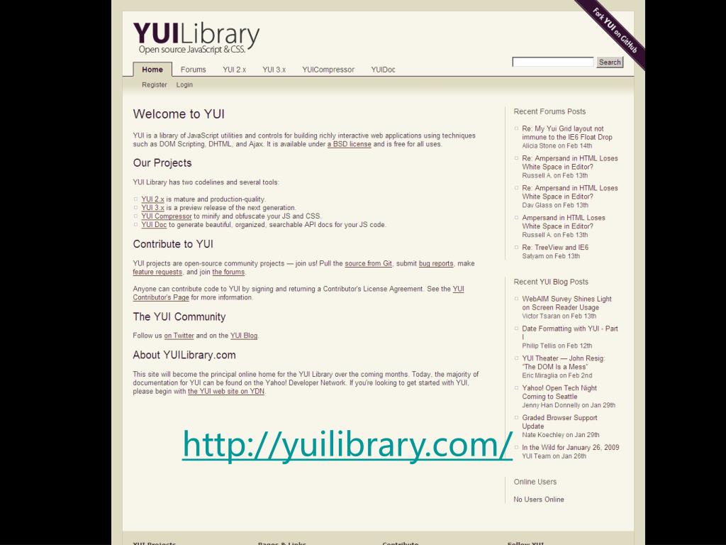 http://yuilibrary.com/