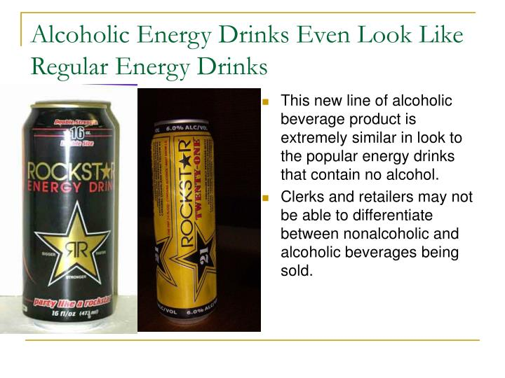 alcohol and energy drinks a literature review essay This literature review does nothing more than perpetuate misinformation about energy drinks, their ingredients and the regulatory process, said a statement from the american beverage association.