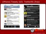 iphone tweety 3 twitterific free