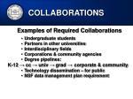 collaborations32