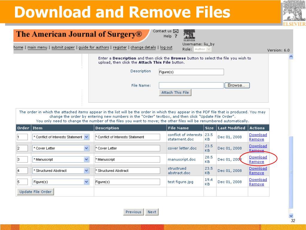 修改稿under review_PPT - EES Elsevier Editorial System PowerPoint Presentation, free download - ID:1205384