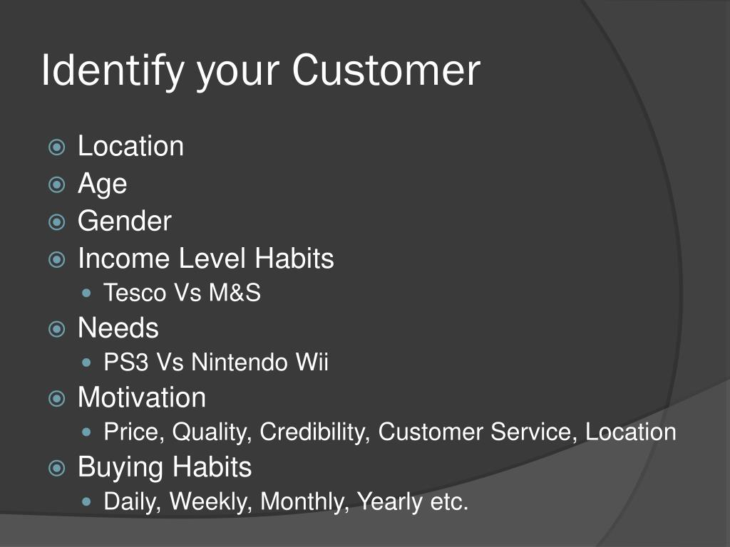 Identify your Customer