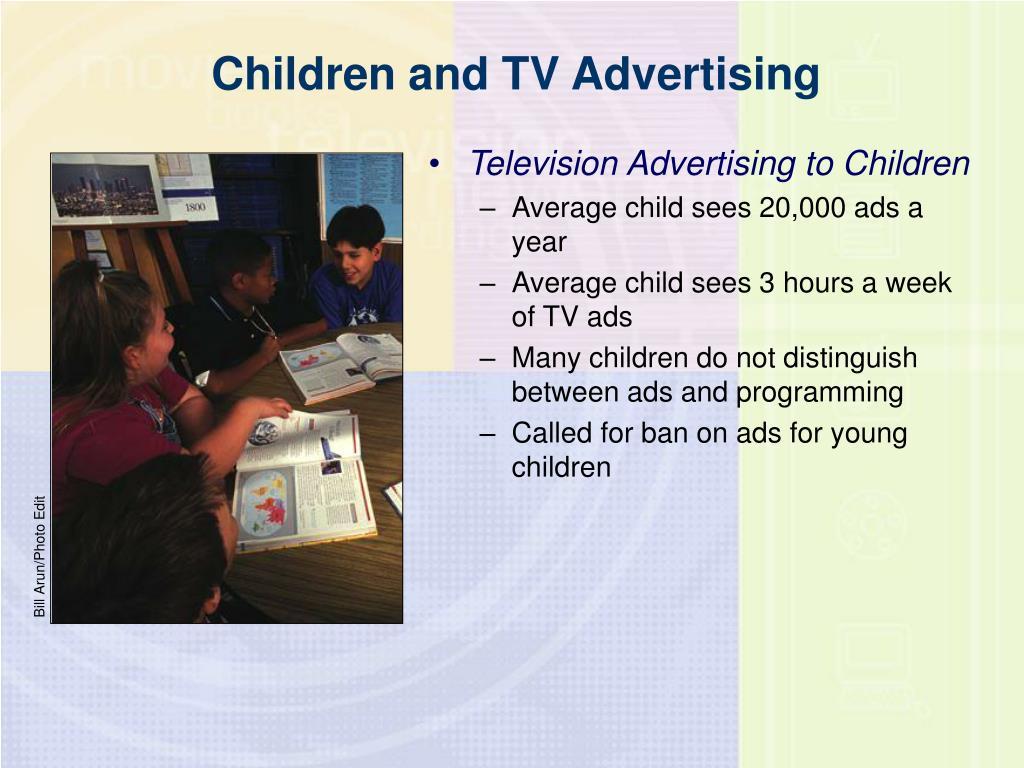 Children and TV Advertising