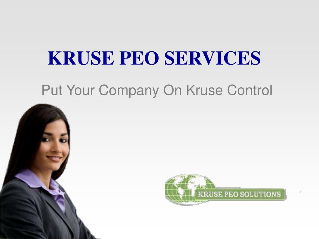 kruse peo services l.
