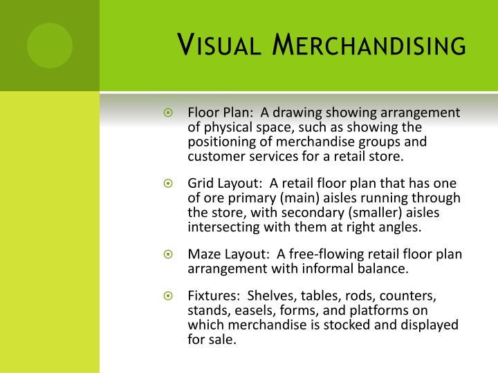 retail merchandising essay