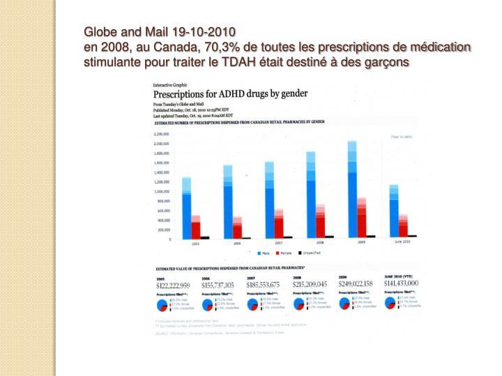 Globe and Mail 19-10-2010
