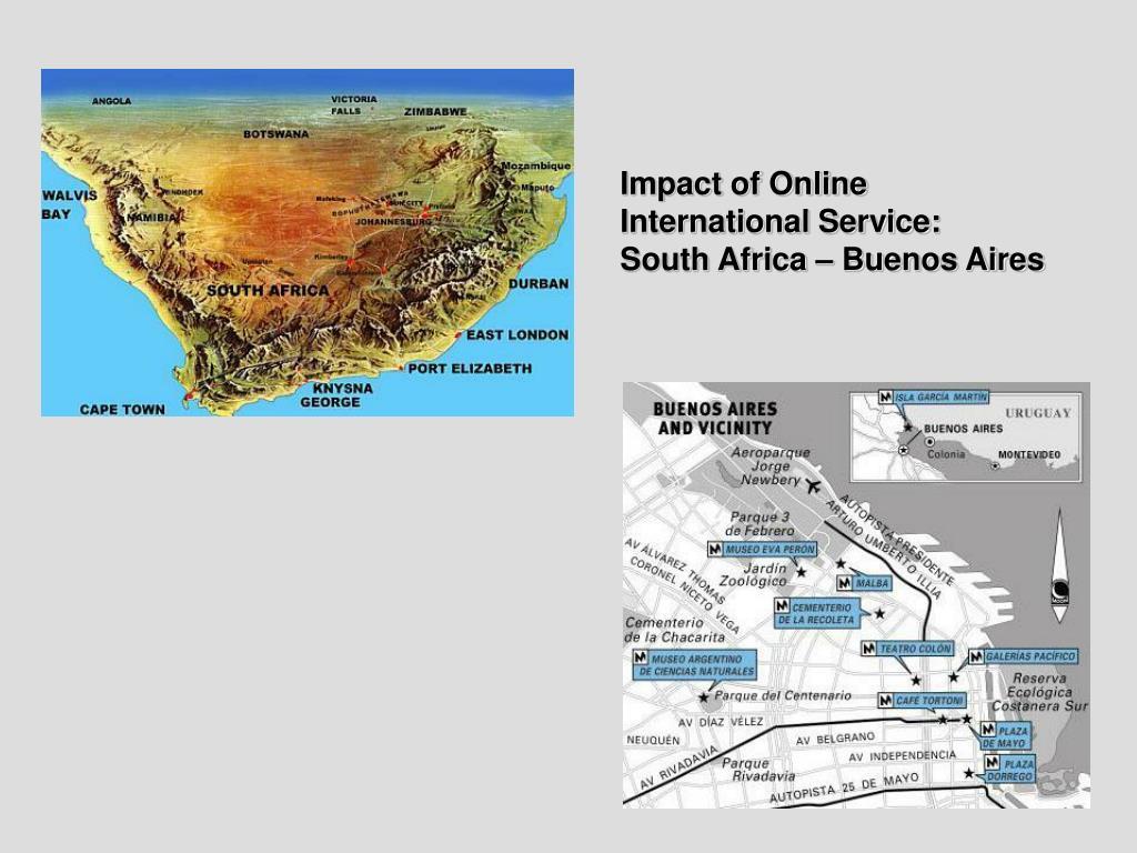 Impact of Online