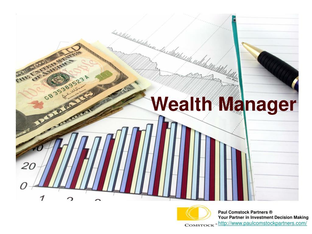 wealth manager l.