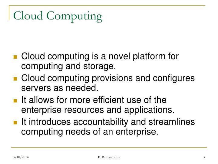 Cloud computing3