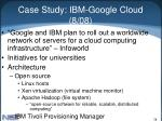 case study ibm google cloud 8 08