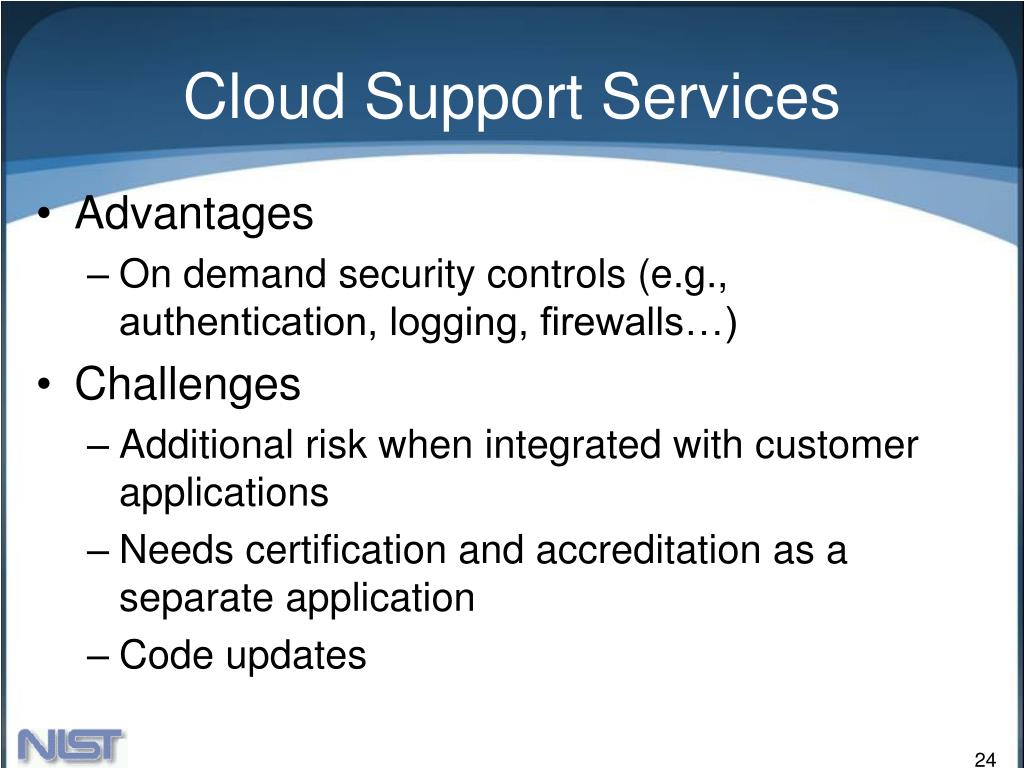 Cloud Support Services