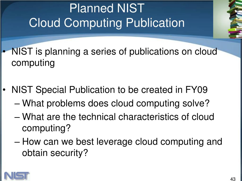 Planned NIST
