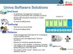 univa software solutions