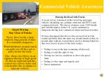 commercial vehicle awareness