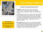 preventing collisions2