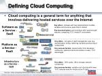 defining cloud computing