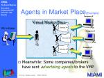 agents in market place example19