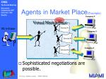agents in market place example20