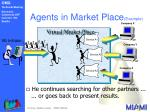 agents in market place example22