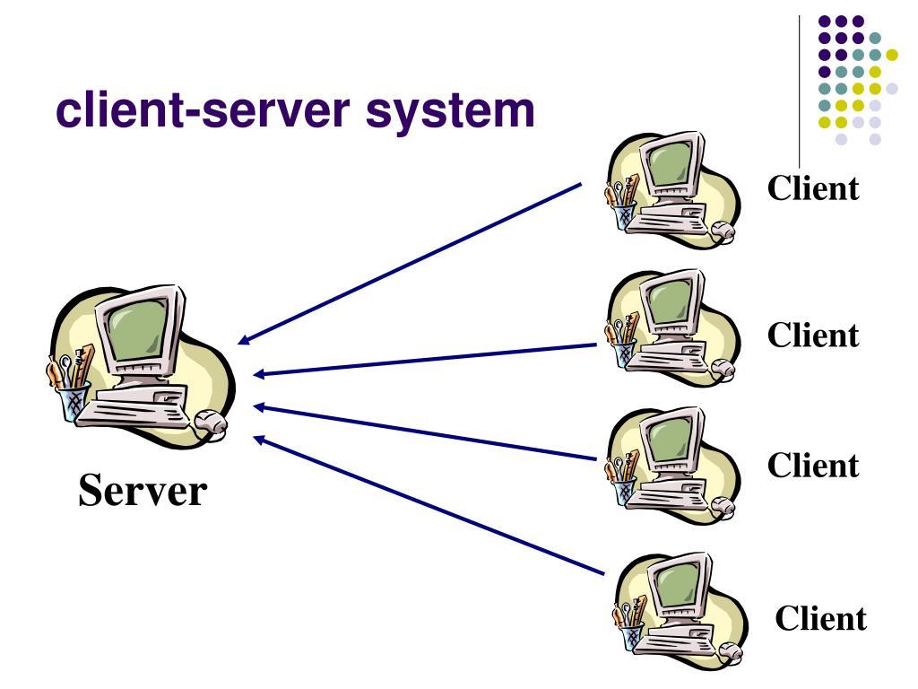 client-server system