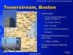 towerstream boston