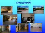 spazi educativi