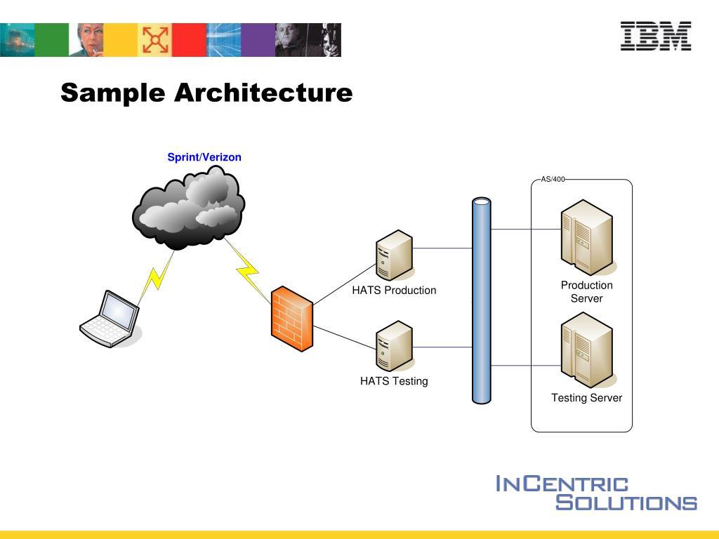 Sample Architecture