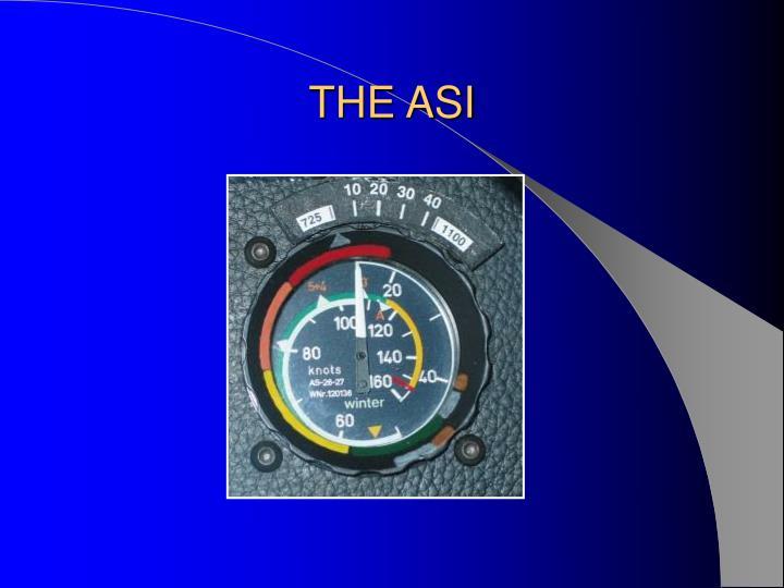 THE ASI