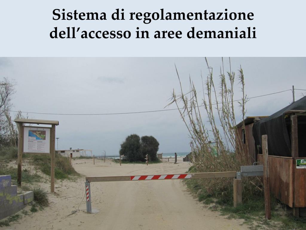 Sistema di regolamentazione