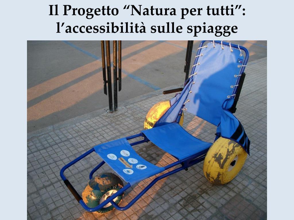 """Il Progetto """"Natura per tutti"""":"""