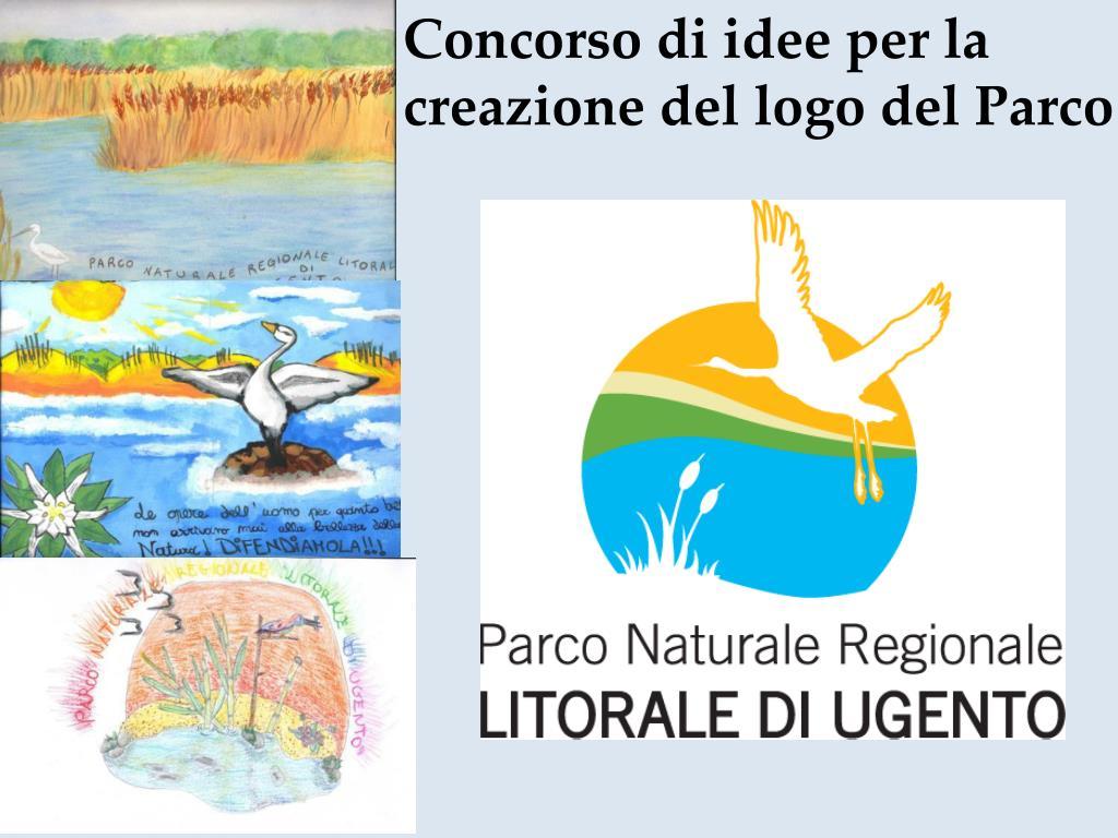 Concorso di idee per la creazione del logo del Parco