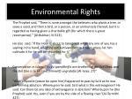 environmental rights