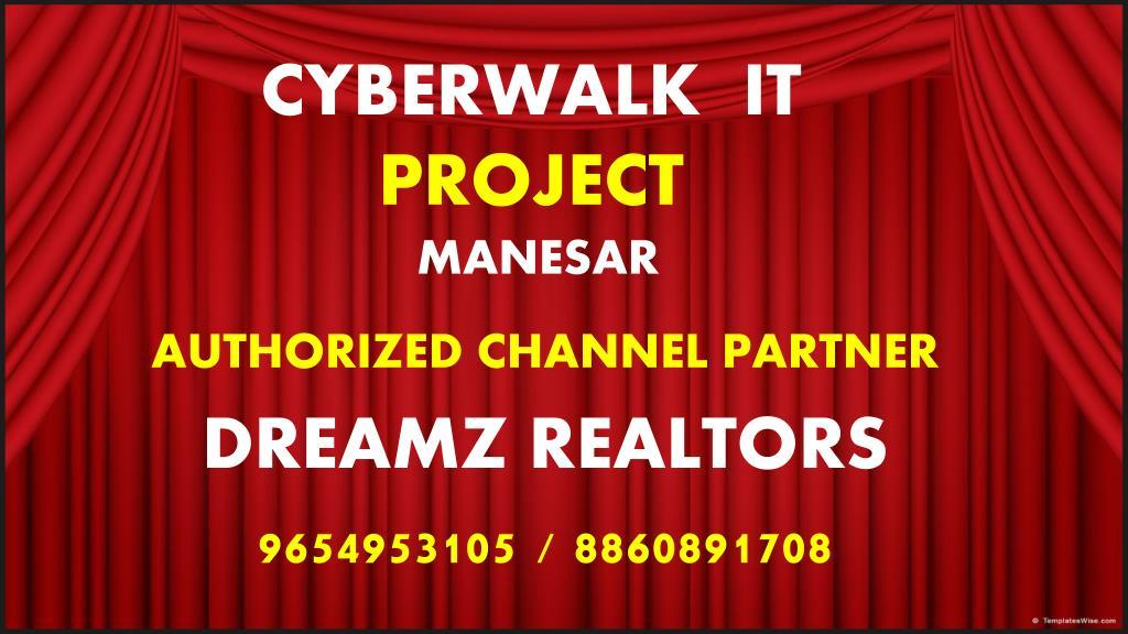 cyberwalk it project manesar