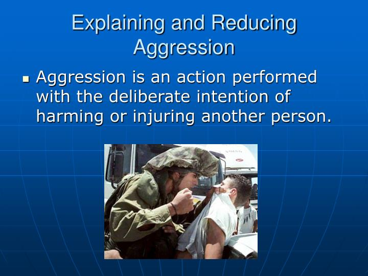 hostile aggression and instrumental aggression essay Instrumental aggression is differentiated from impulsive aggression because it's usually aggression that is planned and goal oriented impulsive aggression is unplanned and happens in the heat of.