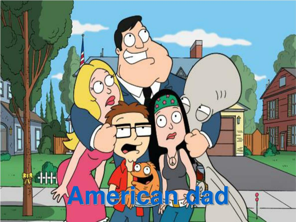 american dad l.