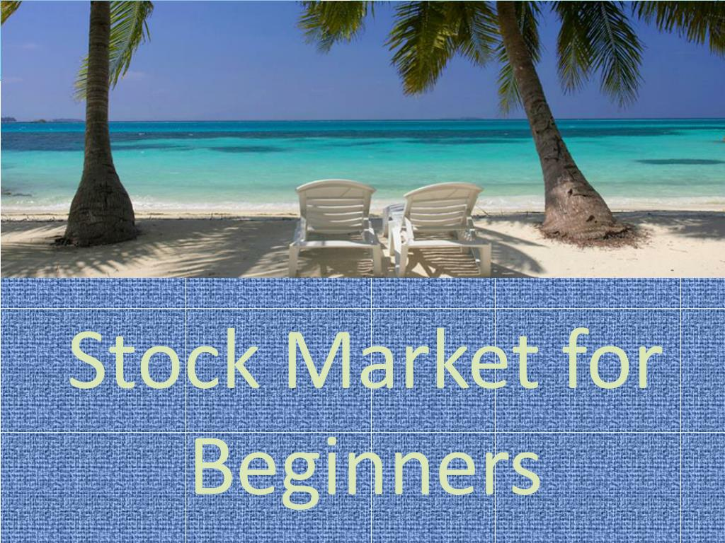 stock market for beginners l.