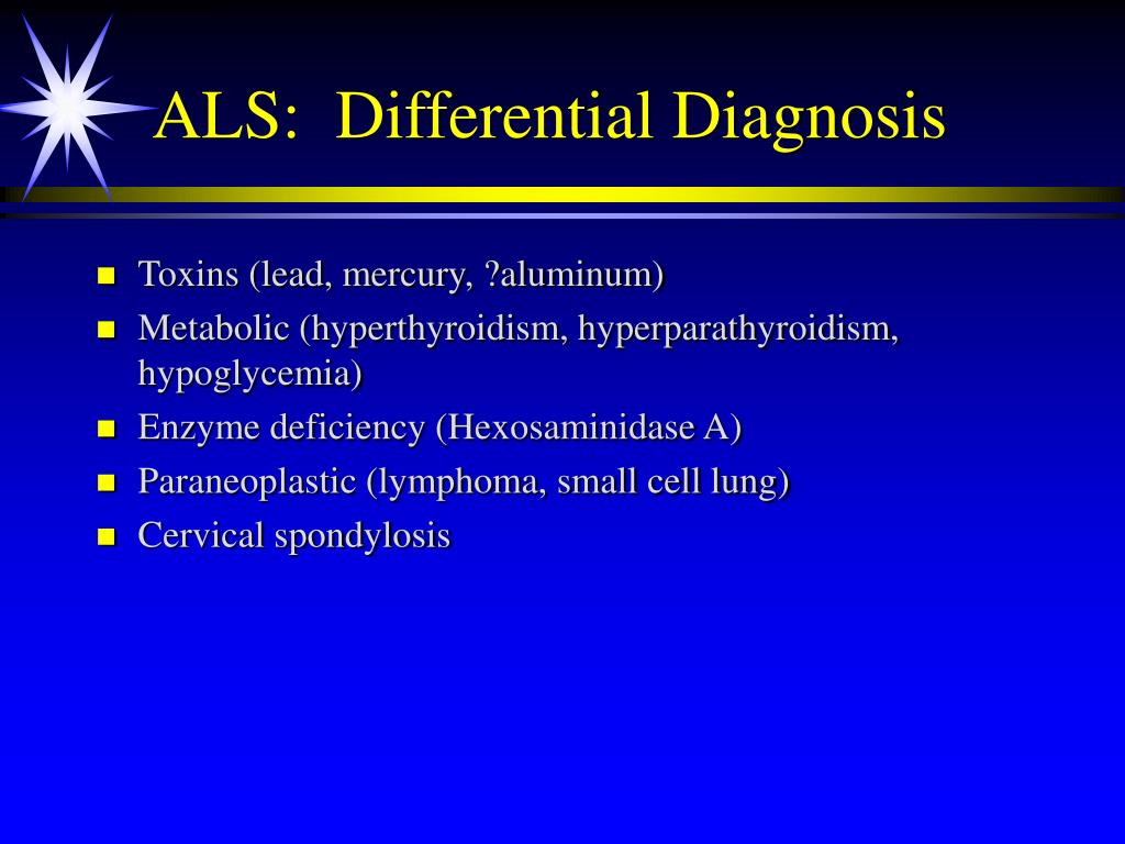 PPT - Motor Neuron Diseases PowerPoint Presentation - ID:1209349