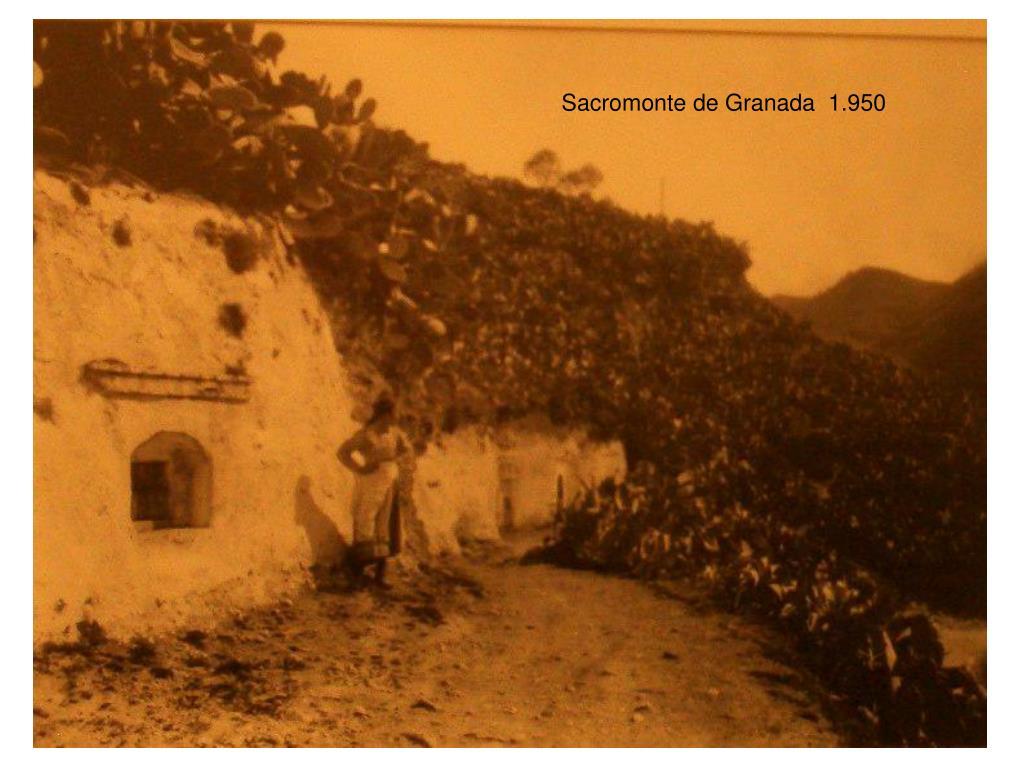 Sacromonte de Granada  1.950