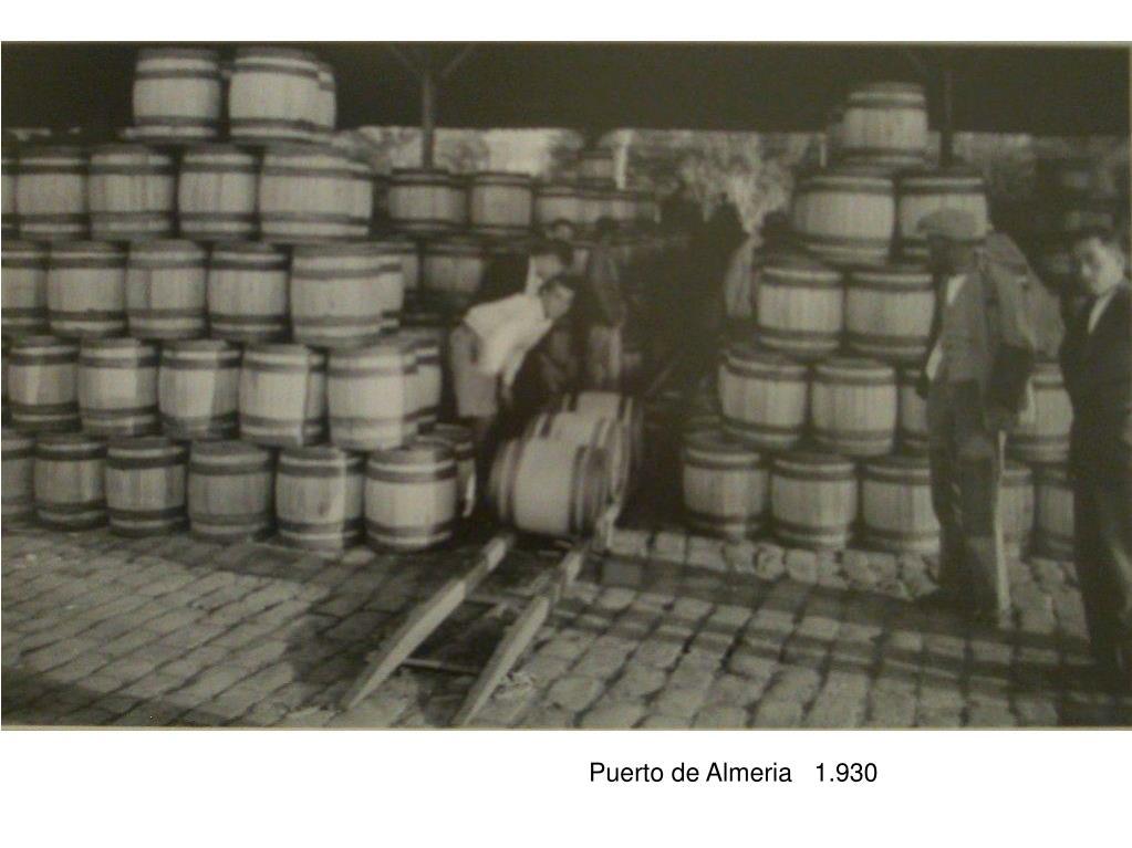 Puerto de Almeria   1.930