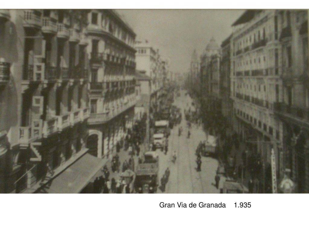 Gran Via de Granada    1.935