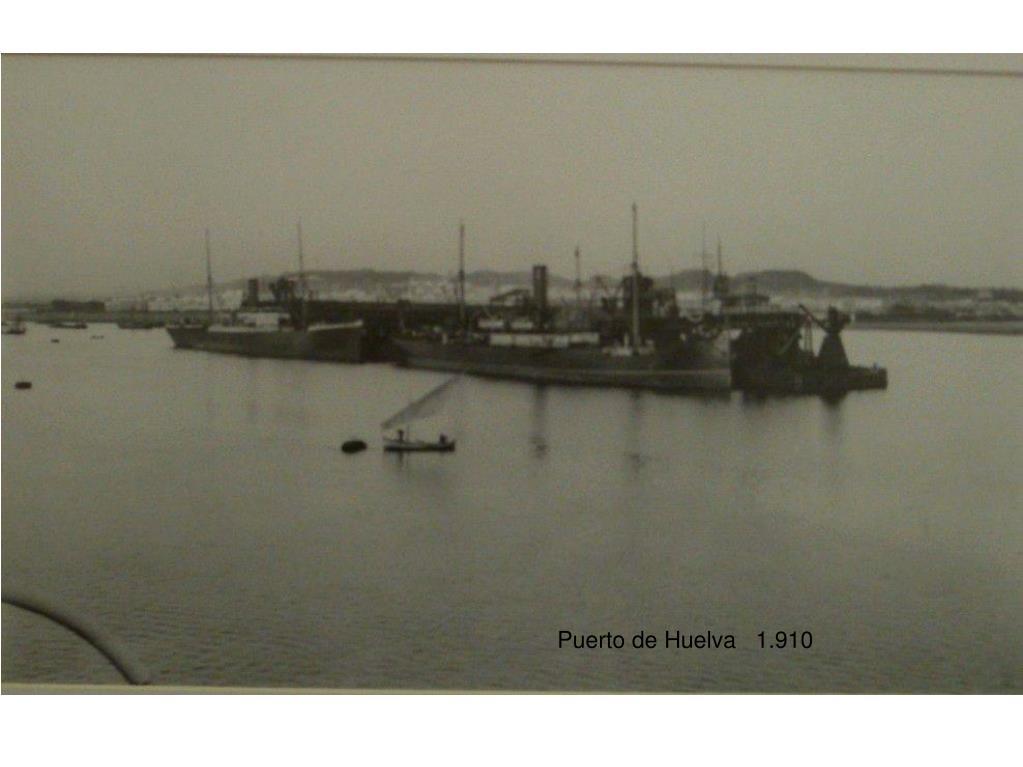 Puerto de Huelva   1.910