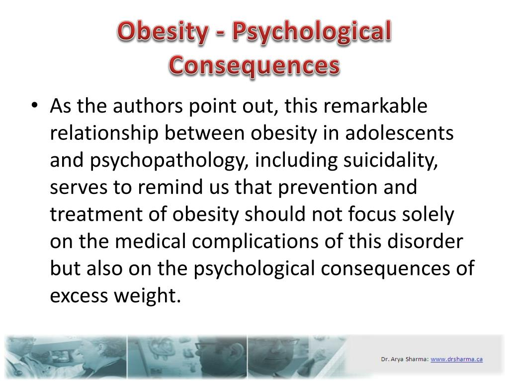 Obesity - Psychological
