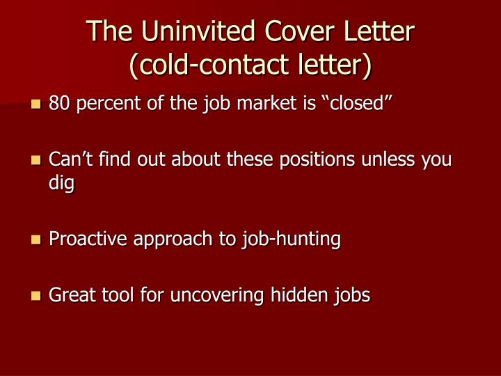 PPT Dynamic Cover Letters PowerPoint Presentation ID 1211949