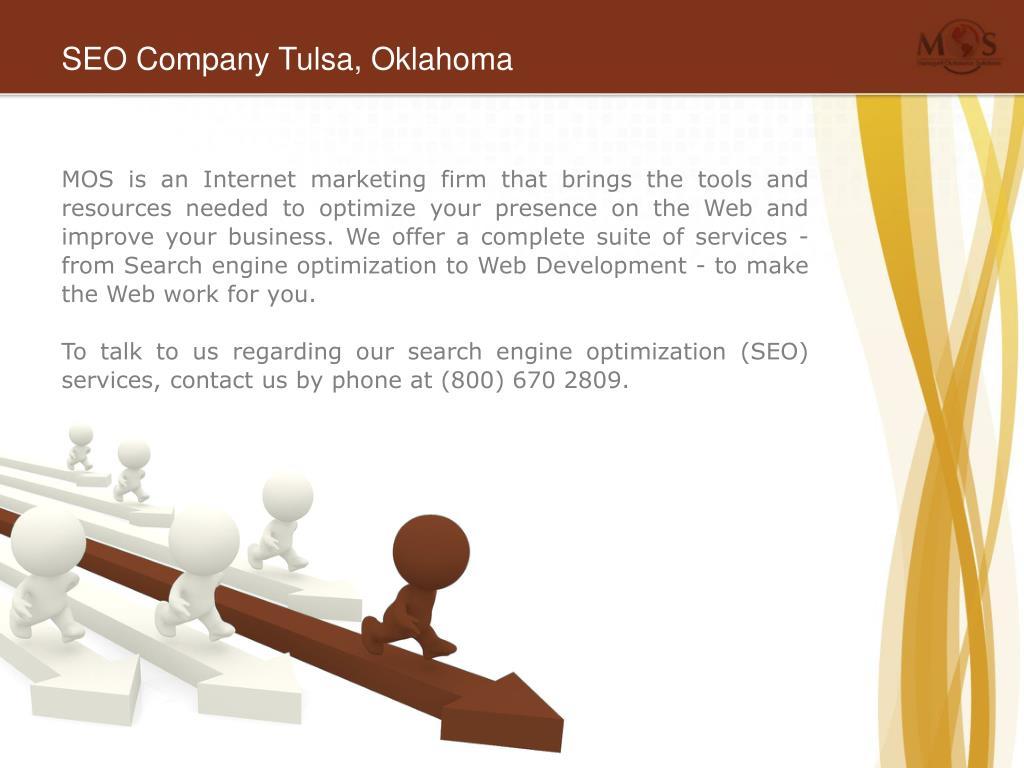 SEO Company Tulsa, Oklahoma