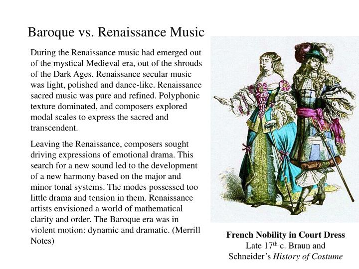 the themes of the renaissance and baroque eras I've been asked more than once, and i have encountered various people who have expressed confusion regarding baroque vs renaissance art in fact, despi.