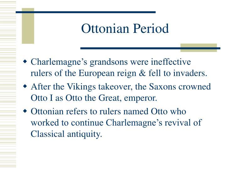 Ottonian Period