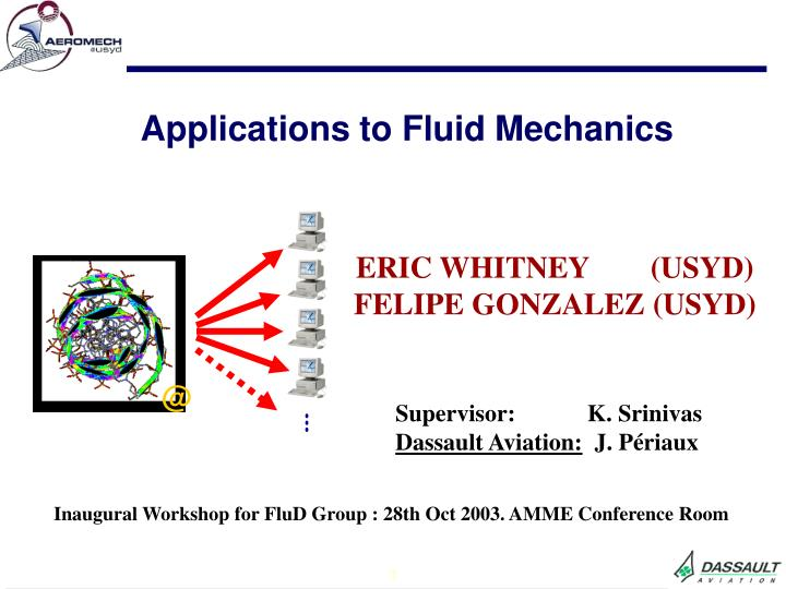 PPT - Applications to Fluid Mechanics PowerPoint Presentation - ID
