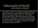 tabernacle of david10