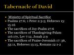 tabernacle of david22