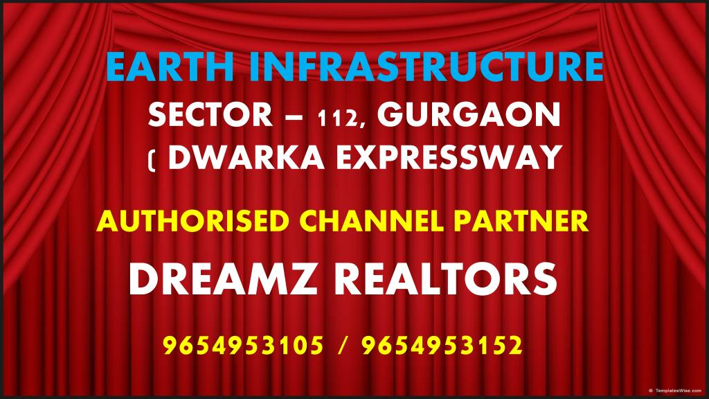 earth infrastructure sector 112 gurgaon dwarka expressway